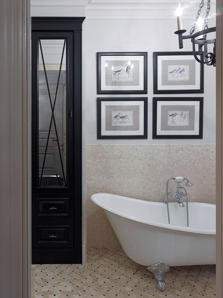 интерьер ванной - фото № 57472