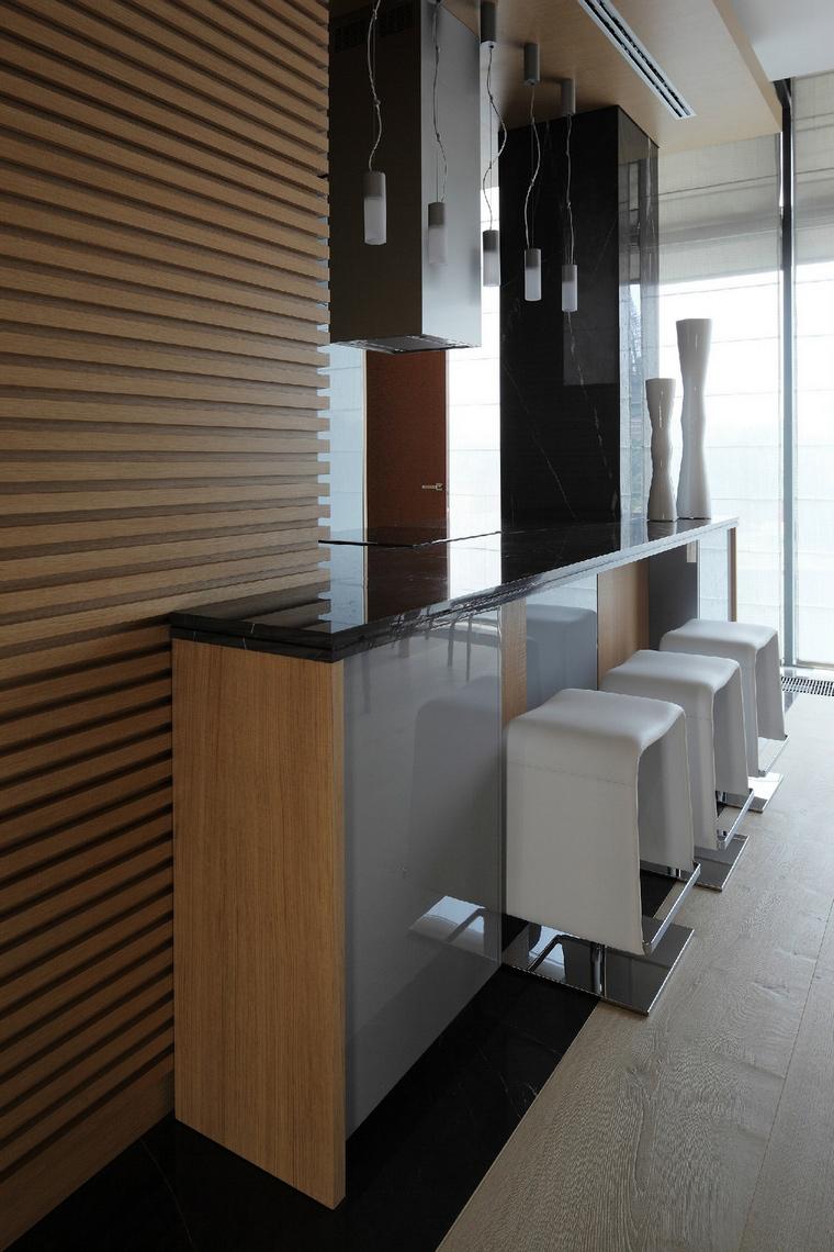 Квартира. кухня из проекта , фото №50852