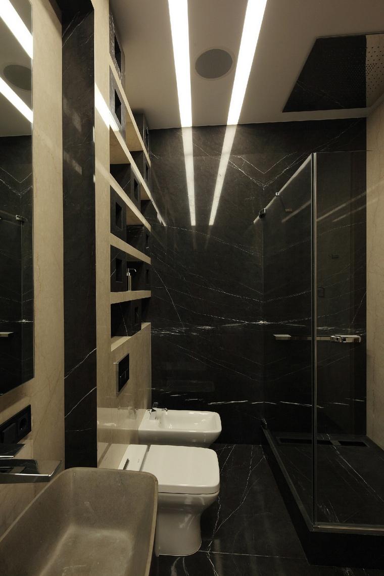 интерьер ванной - фото № 50848