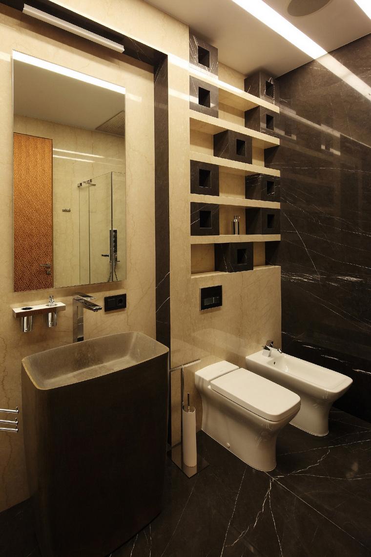 интерьер ванной - фото № 50849