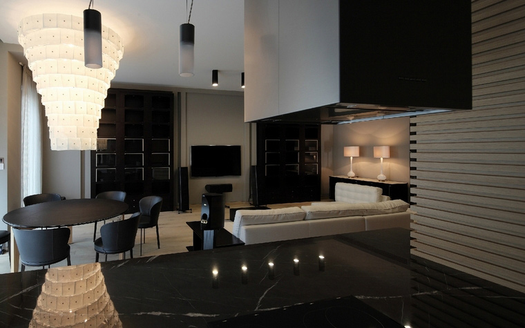 интерьер кухни - фото № 50851