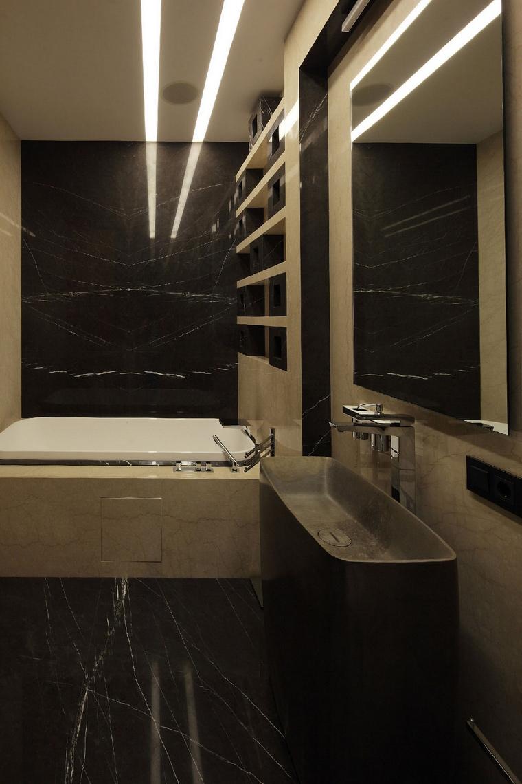 интерьер ванной - фото № 50847