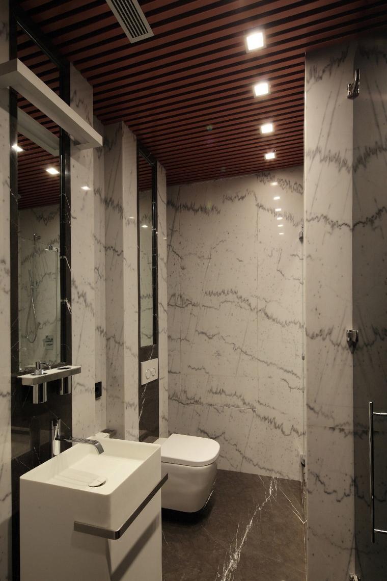 Квартира. ванная из проекта , фото №50850