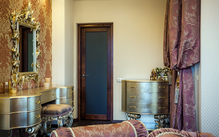 интерьер спальни - фото № 49683