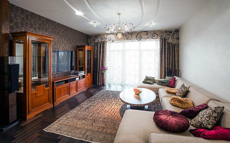Фото № 49710 гостиная  Квартира