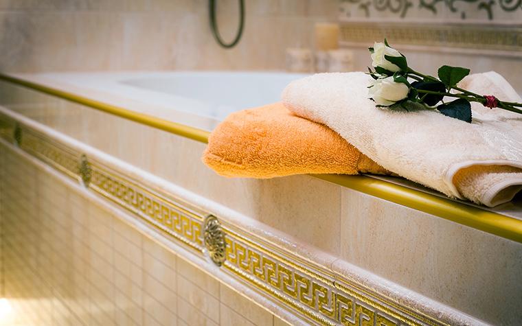 Фото № 49674 ванная  Квартира