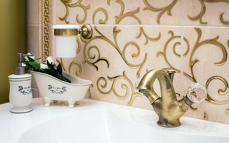 Фото № 49675 ванная  Квартира