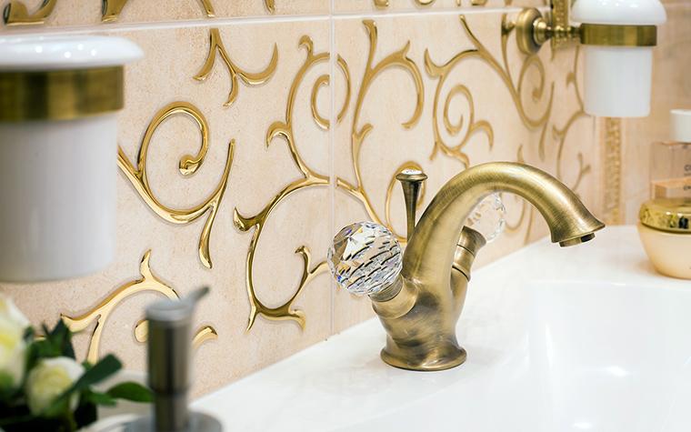 Фото № 49676 ванная  Квартира
