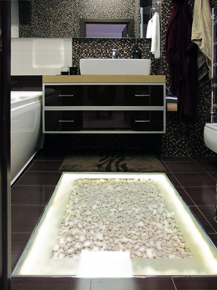 Фото № 49740 ванная  Квартира