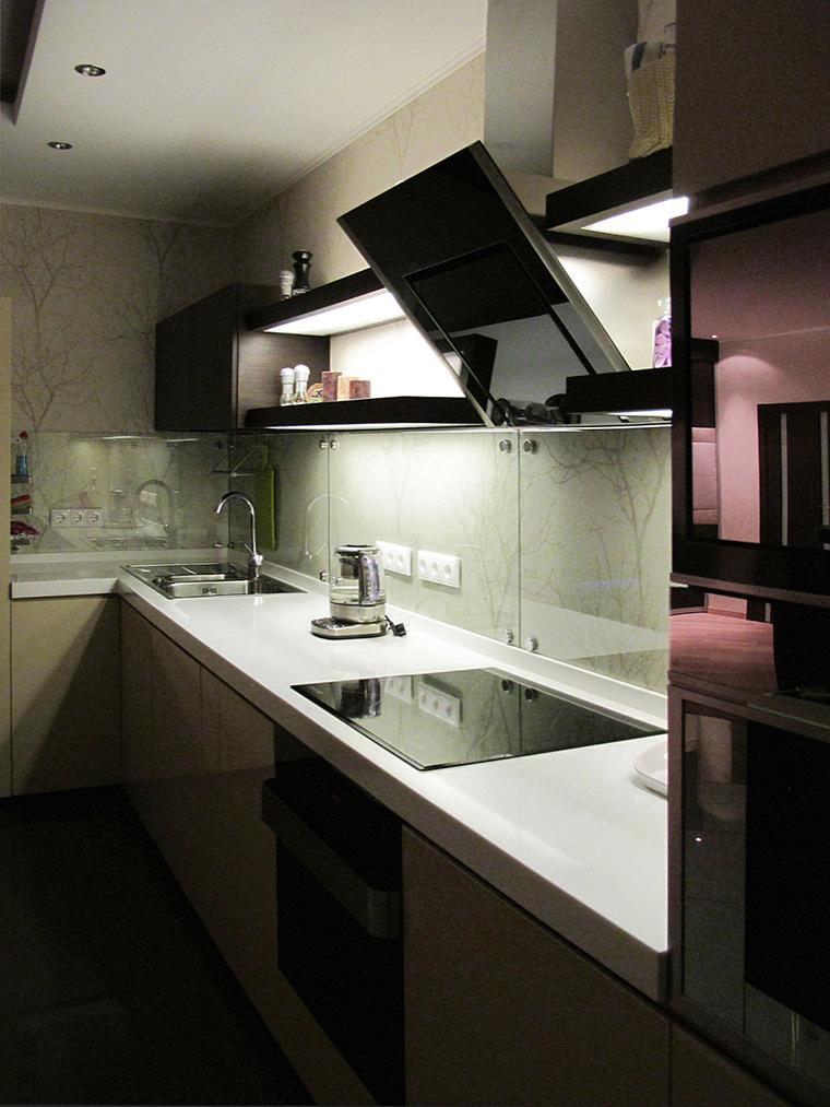 Фото № 49744 кухня  Квартира