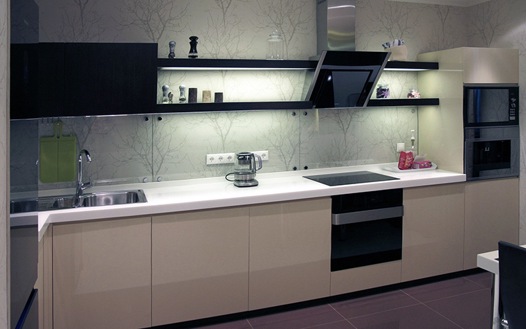 Фото № 49747 кухня  Квартира