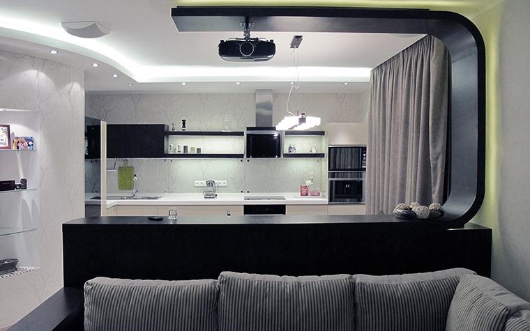 Фото № 49743 кухня  Квартира