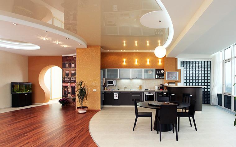 Фото № 49757 кухня  Квартира