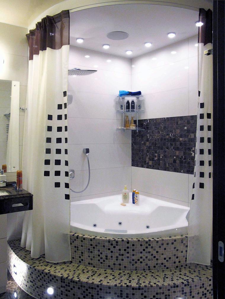 Квартира. ванная из проекта , фото №49788
