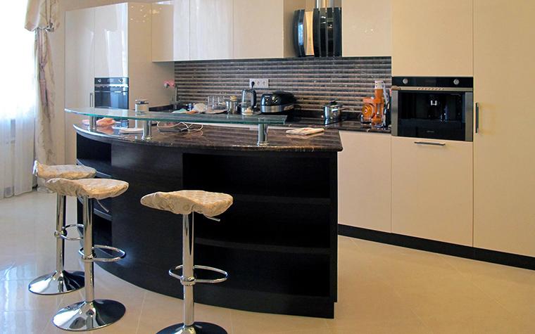Квартира. кухня из проекта , фото №49794