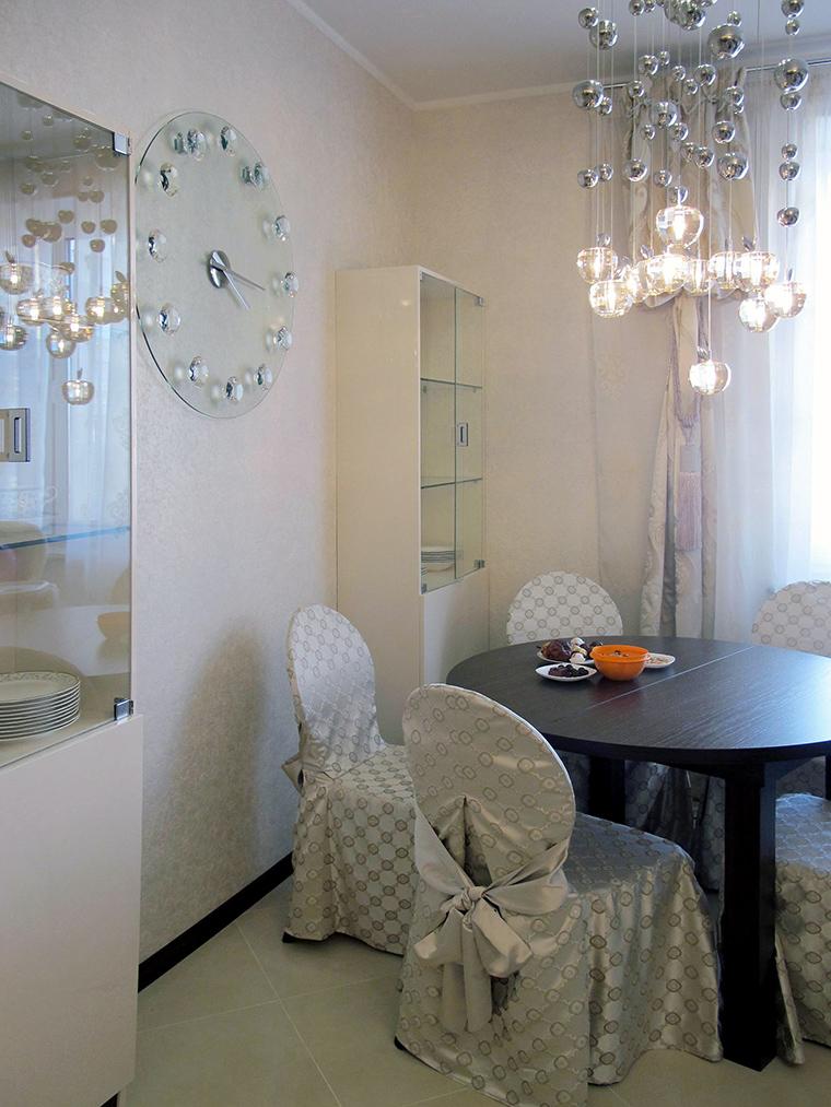 Квартира. столовая из проекта , фото №49796