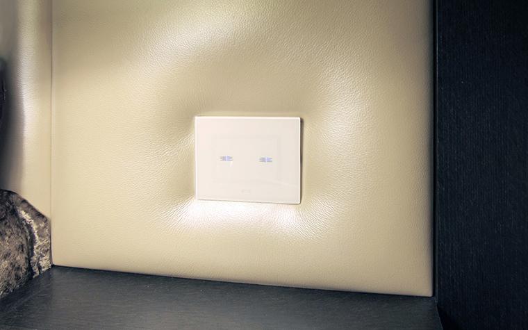 интерьер спальни - фото № 49783
