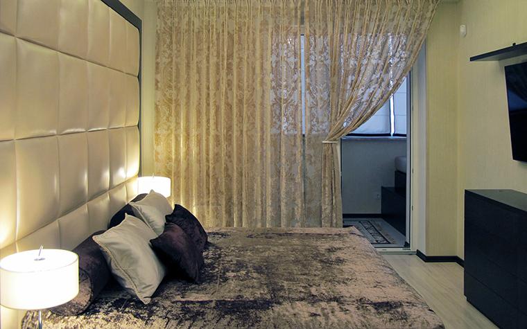 интерьер спальни - фото № 49785