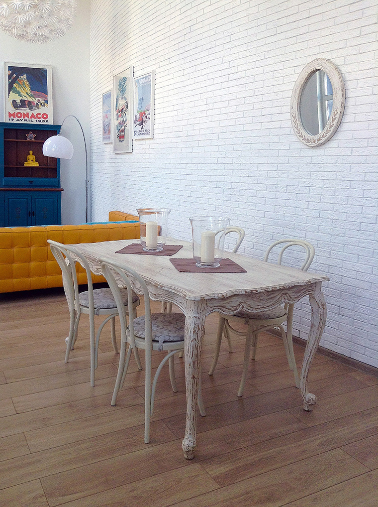 интерьер столовой - фото № 49825