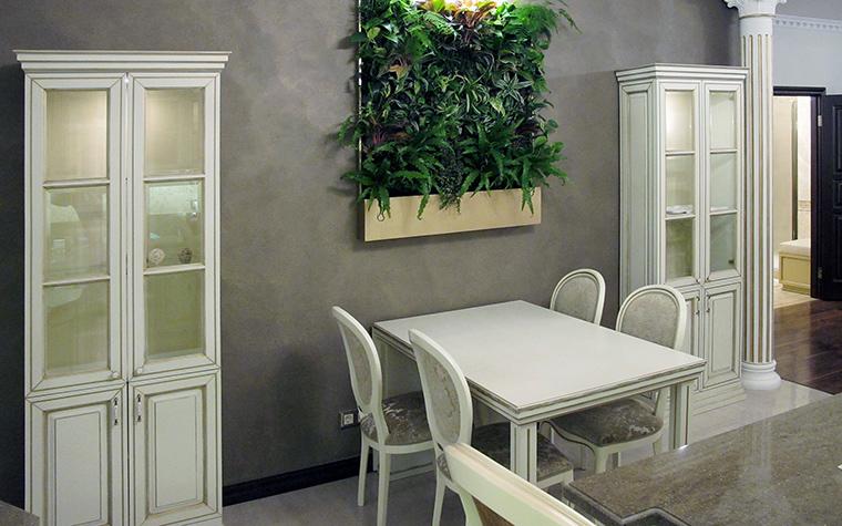 интерьер столовой - фото № 49886