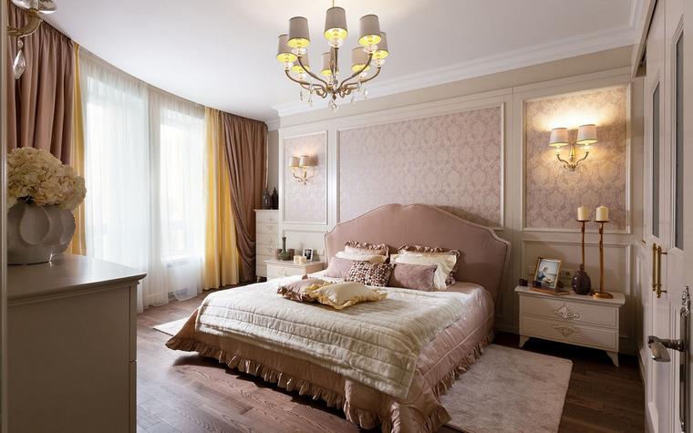 интерьер спальни - фото № 49906