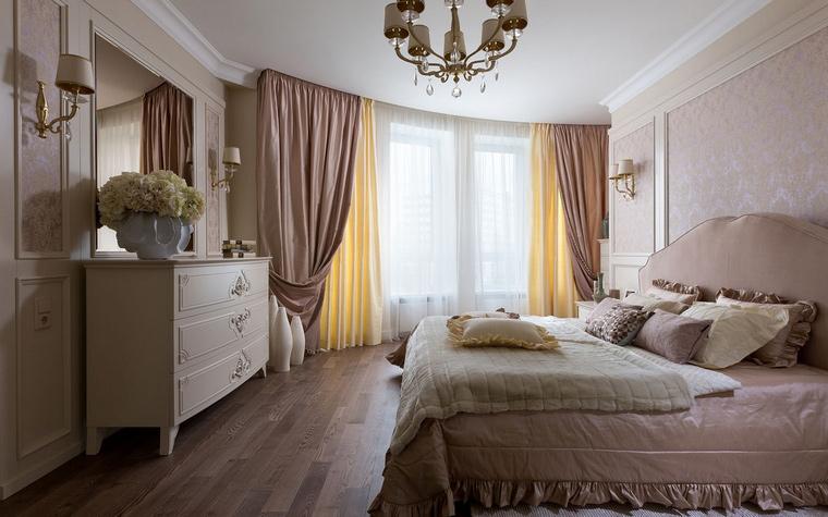 интерьер спальни - фото № 49907