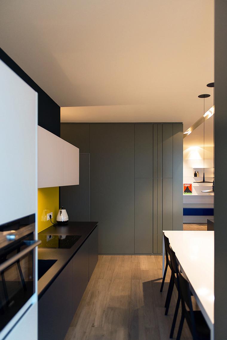 Фото № 50043 кухня  Квартира