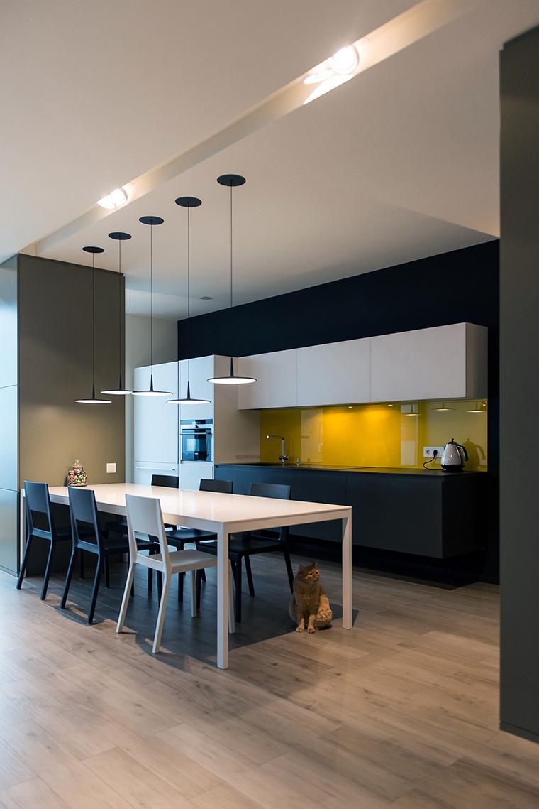 Фото № 50044 кухня  Квартира