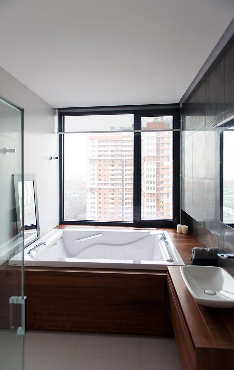 Фото № 50035 ванная  Квартира
