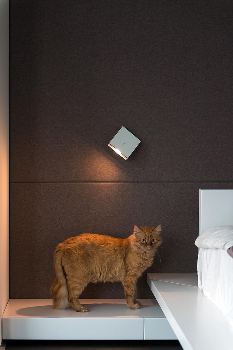 Фото № 50034 спальня  Квартира