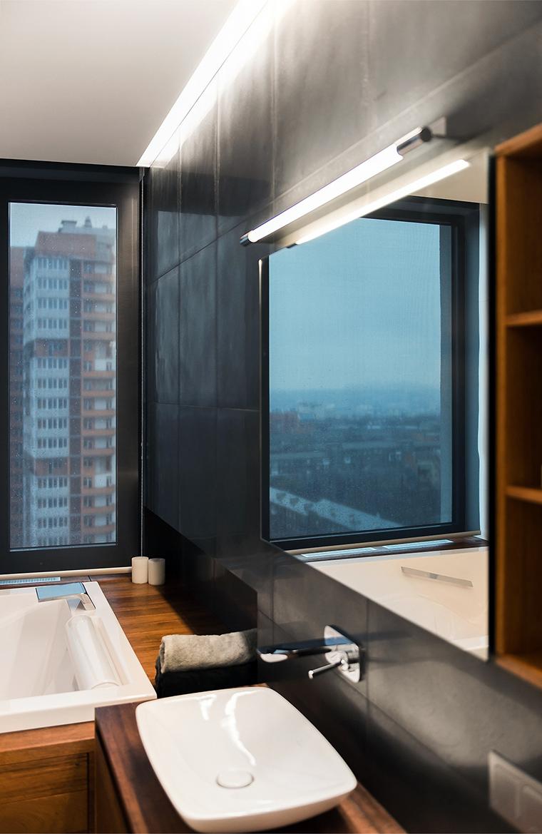 Фото № 50036 ванная  Квартира