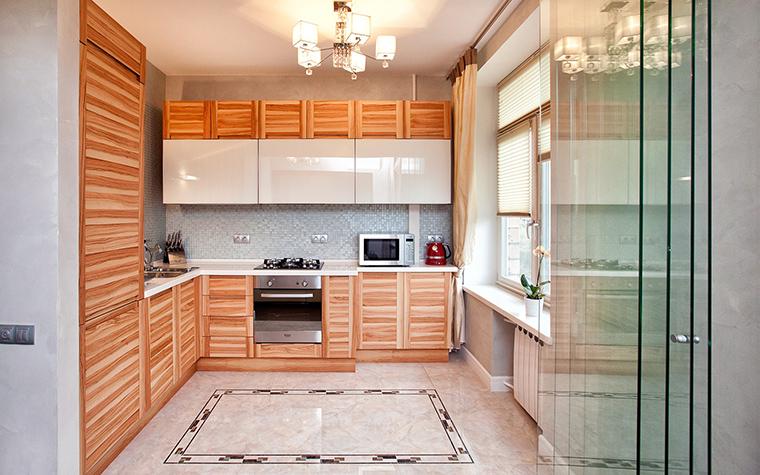 Фото № 50094 кухня  Квартира