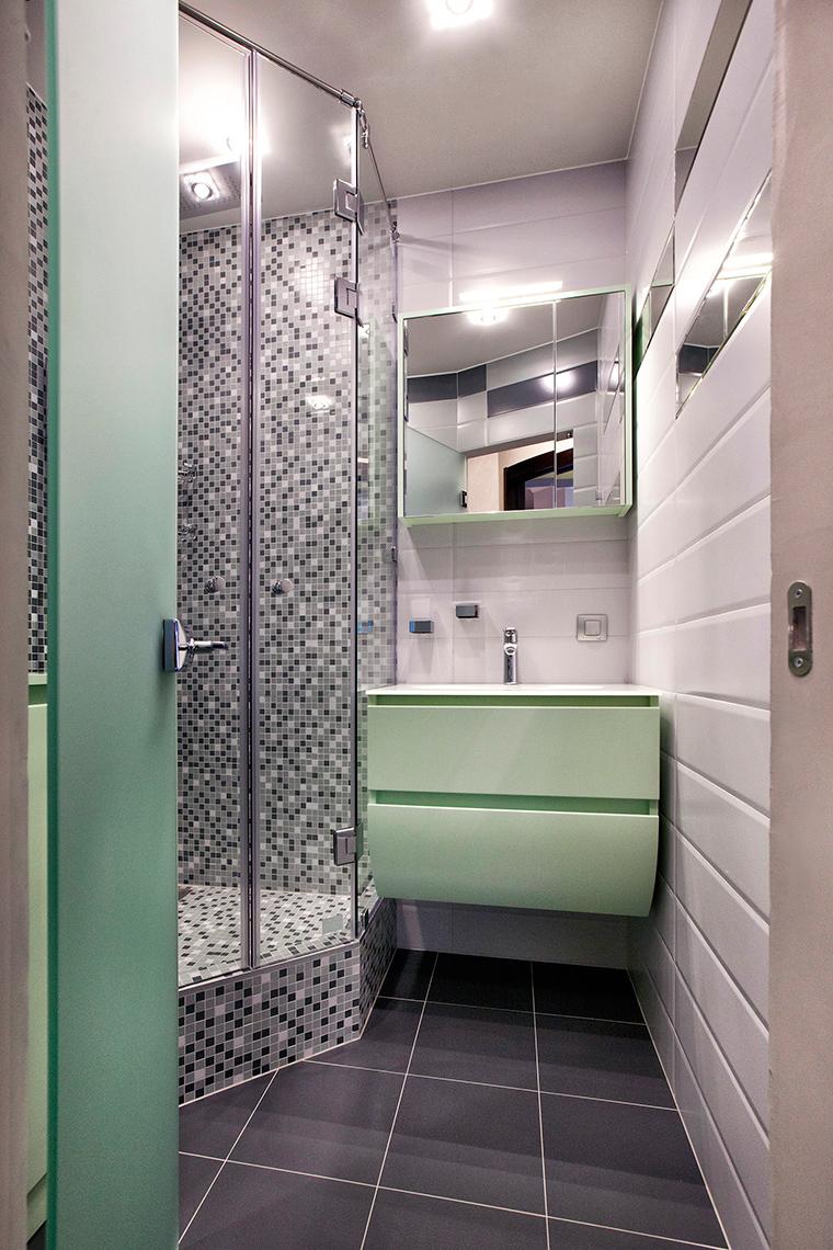 Фото № 50101 ванная  Квартира
