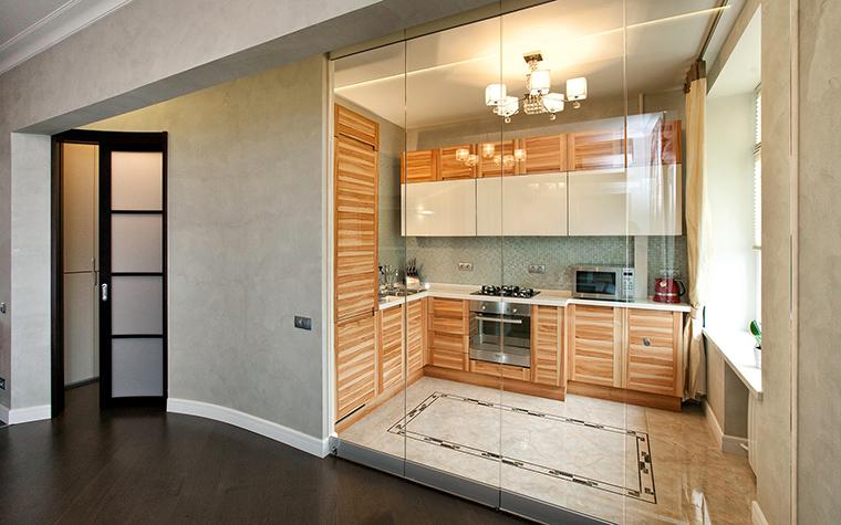 Фото № 50095 кухня  Квартира
