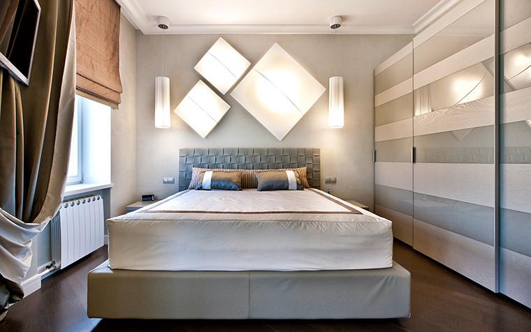 Фото № 50103 спальня  Квартира