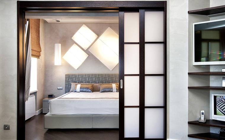 Фото № 50104 спальня  Квартира