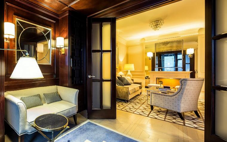 Квартира. кабинет из проекта , фото №50137
