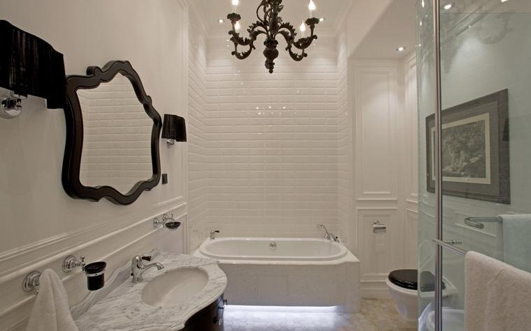 Фото № 50294 ванная  Квартира