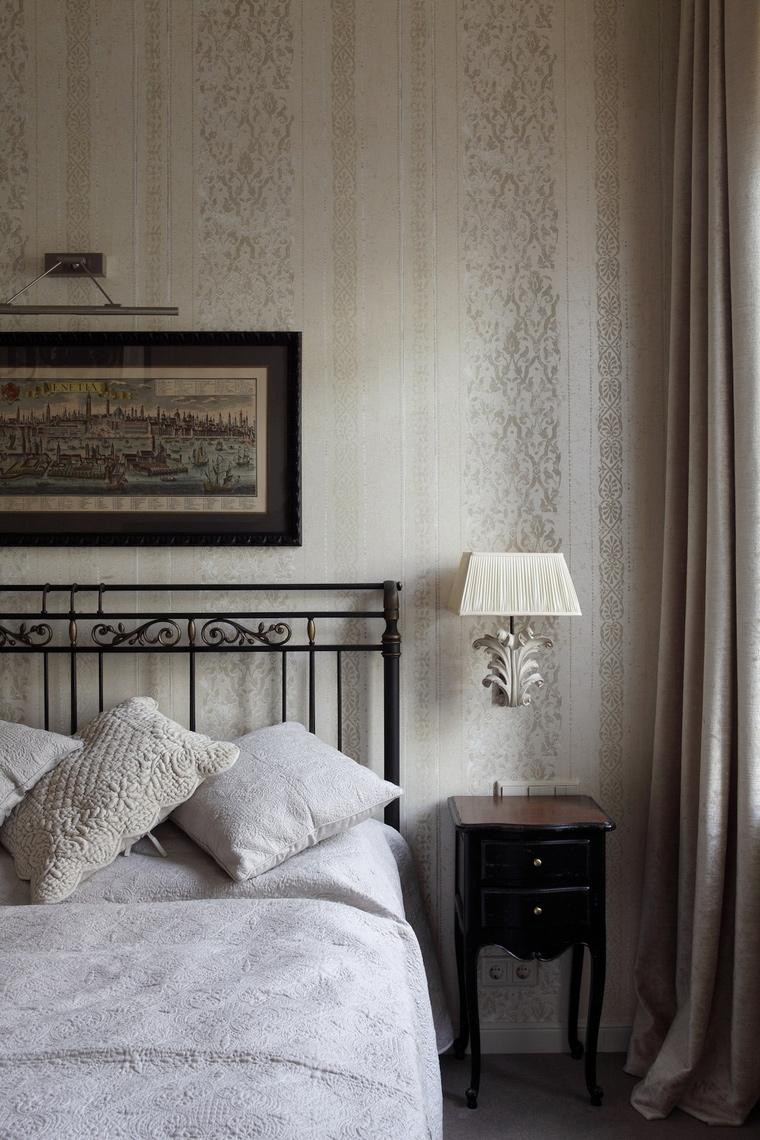 интерьер спальни - фото № 50287