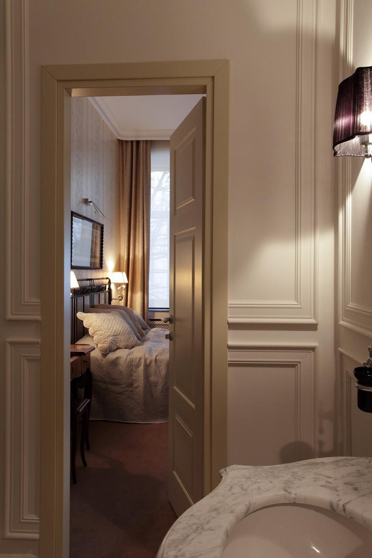 интерьер спальни - фото № 50288