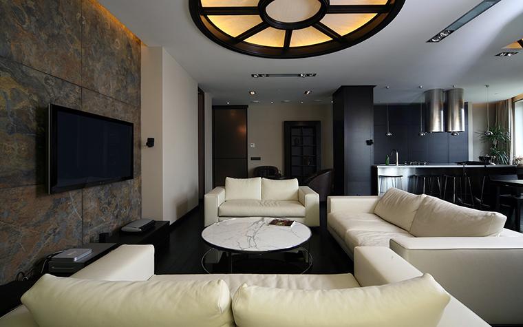интерьер гостиной - фото № 50270
