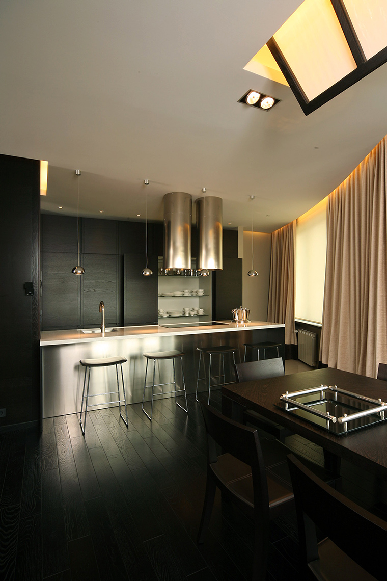 интерьер кухни - фото № 50271