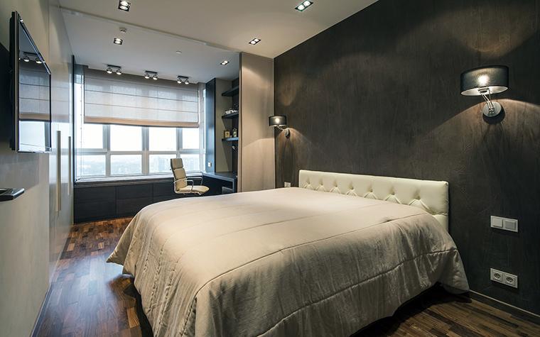 интерьер спальни - фото № 50318