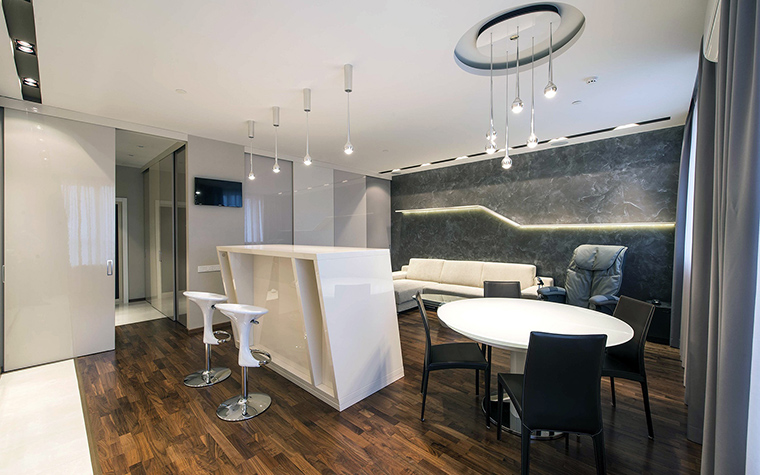 Квартира. гостиная из проекта , фото №50310