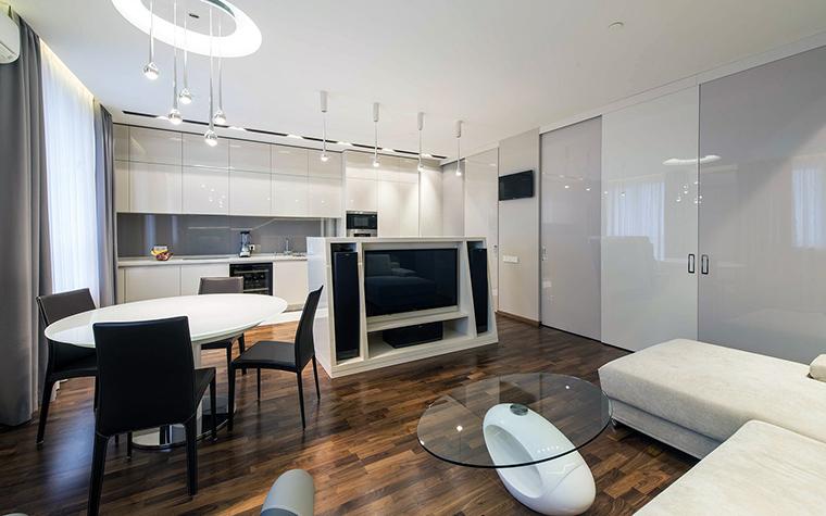 Квартира. кухня из проекта , фото №50312
