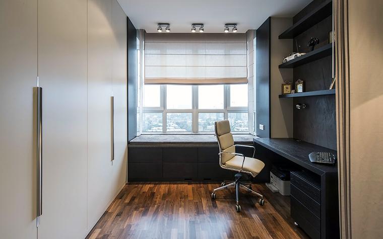 Фото № 50317 спальня  Квартира