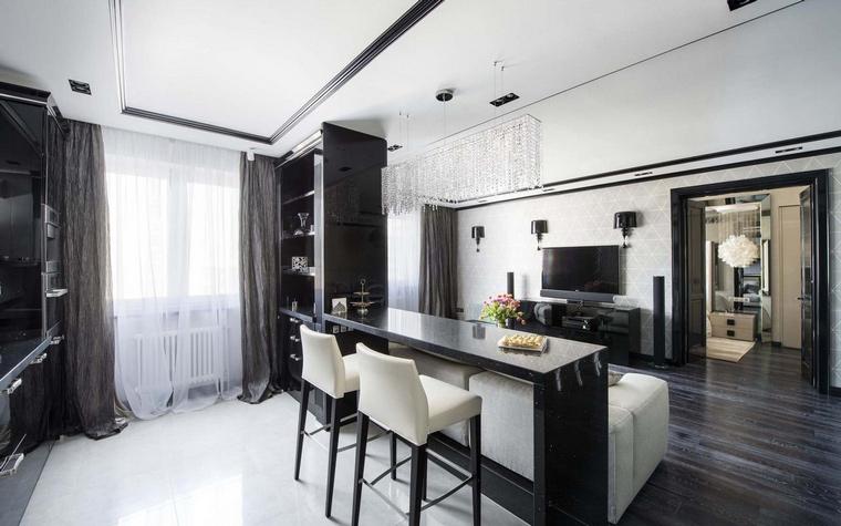 Квартира. кухня из проекта , фото №50380