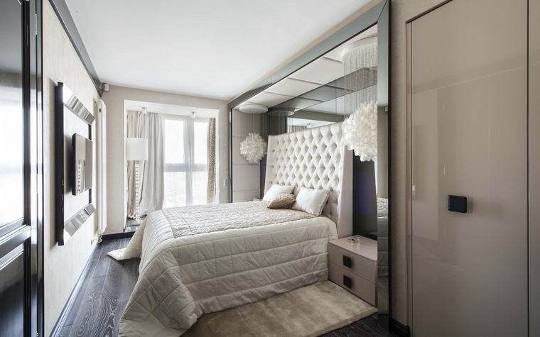 Фото № 50383 спальня  Квартира