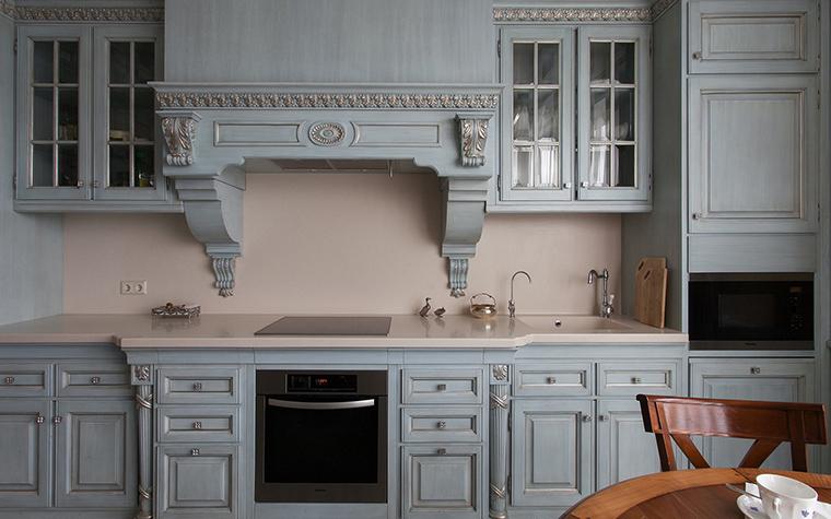 интерьер кухни - фото № 50396