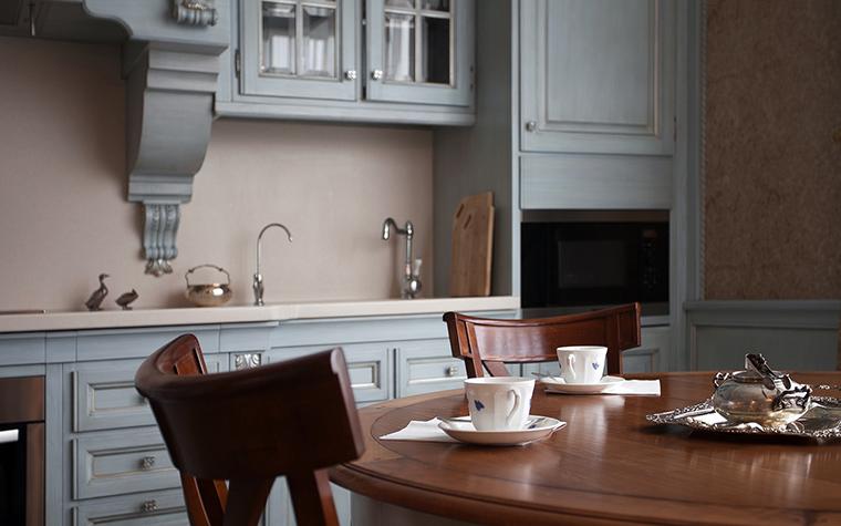 интерьер кухни - фото № 50399
